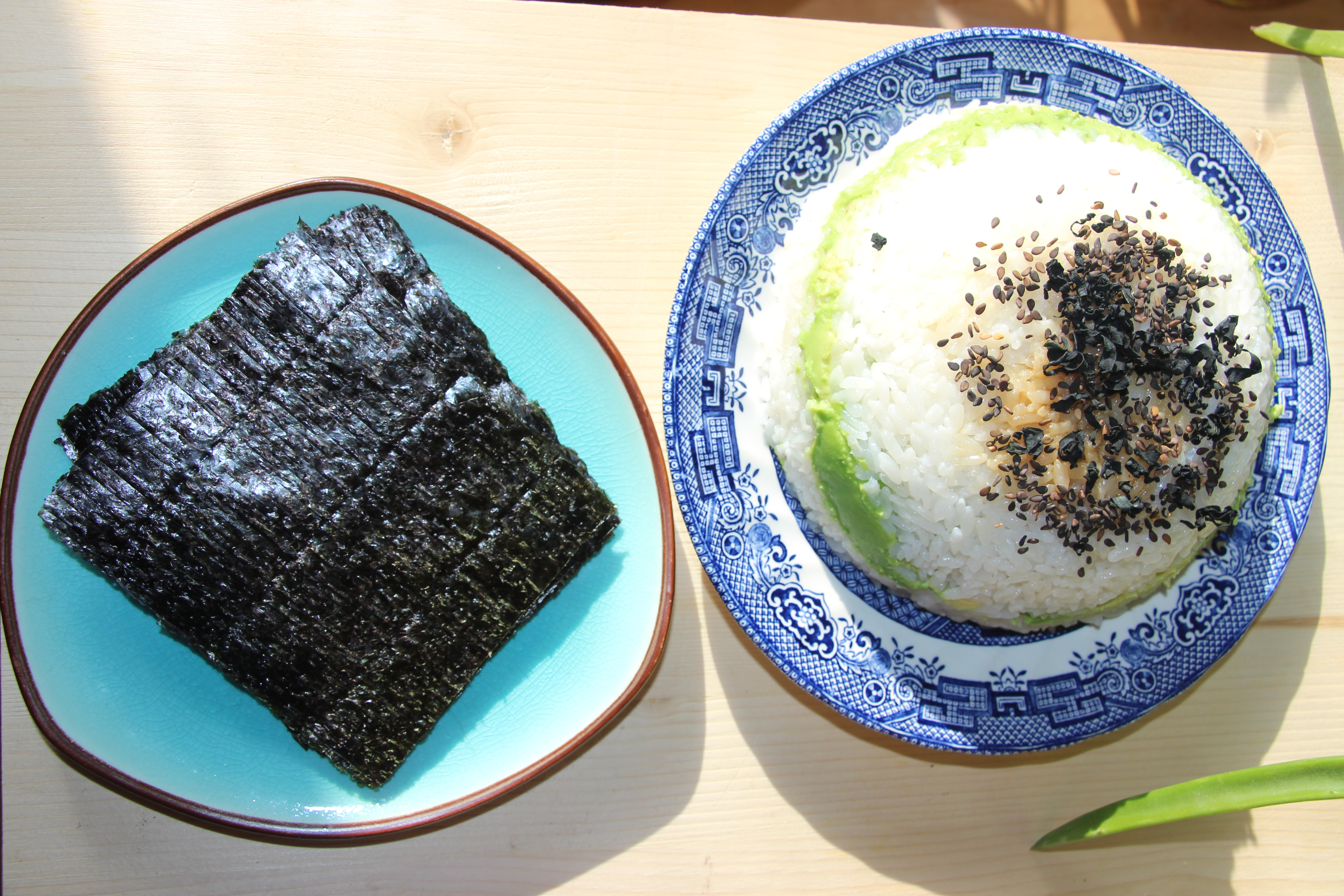 Sushi Rice Dip, a recipe review – My Lighthearted Kitchen