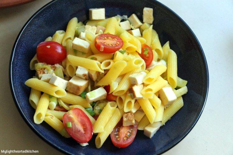 smoked-tofu-pasta