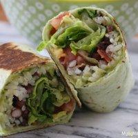 Simple Vegan Burrito \\\ Burrito simple et végan