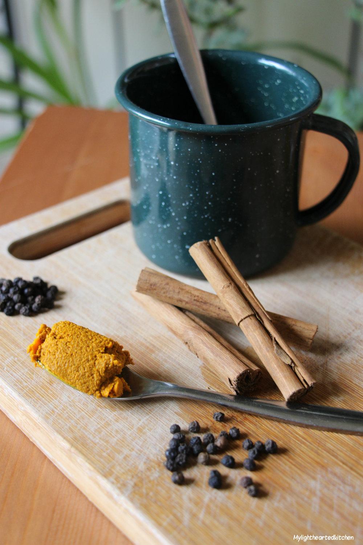 Turmeric paste: where were you before?!?