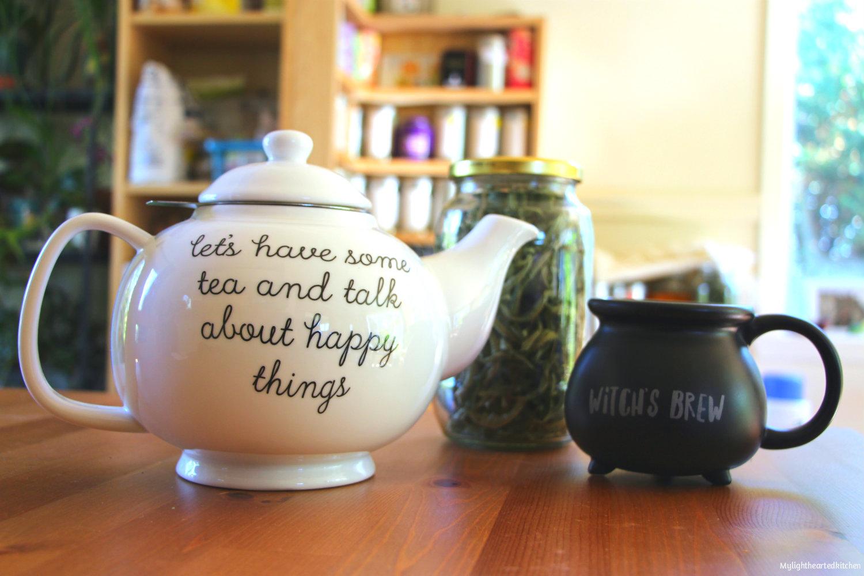 Herbal Teas Everyone Should Have!