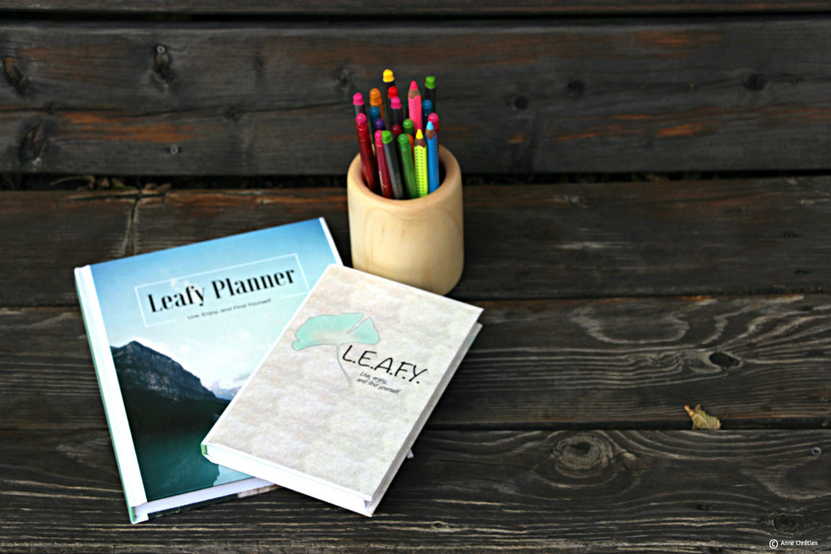 The Leafy Planner, or my latest project!
