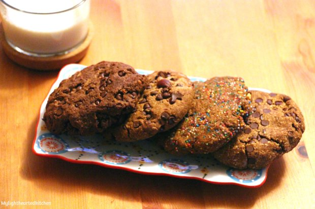 protein cookies 2