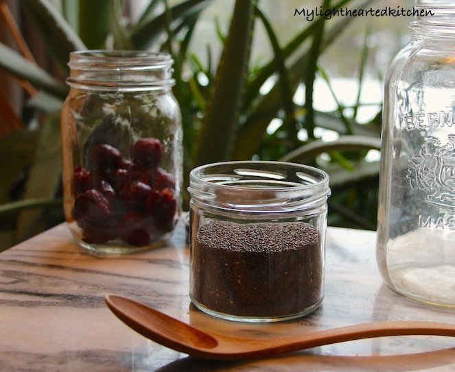 Meal Prep Hack: Chia Pudding